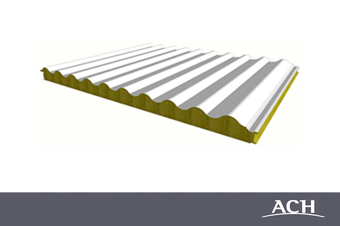 ACH New Product: Corrugated Façade Panel